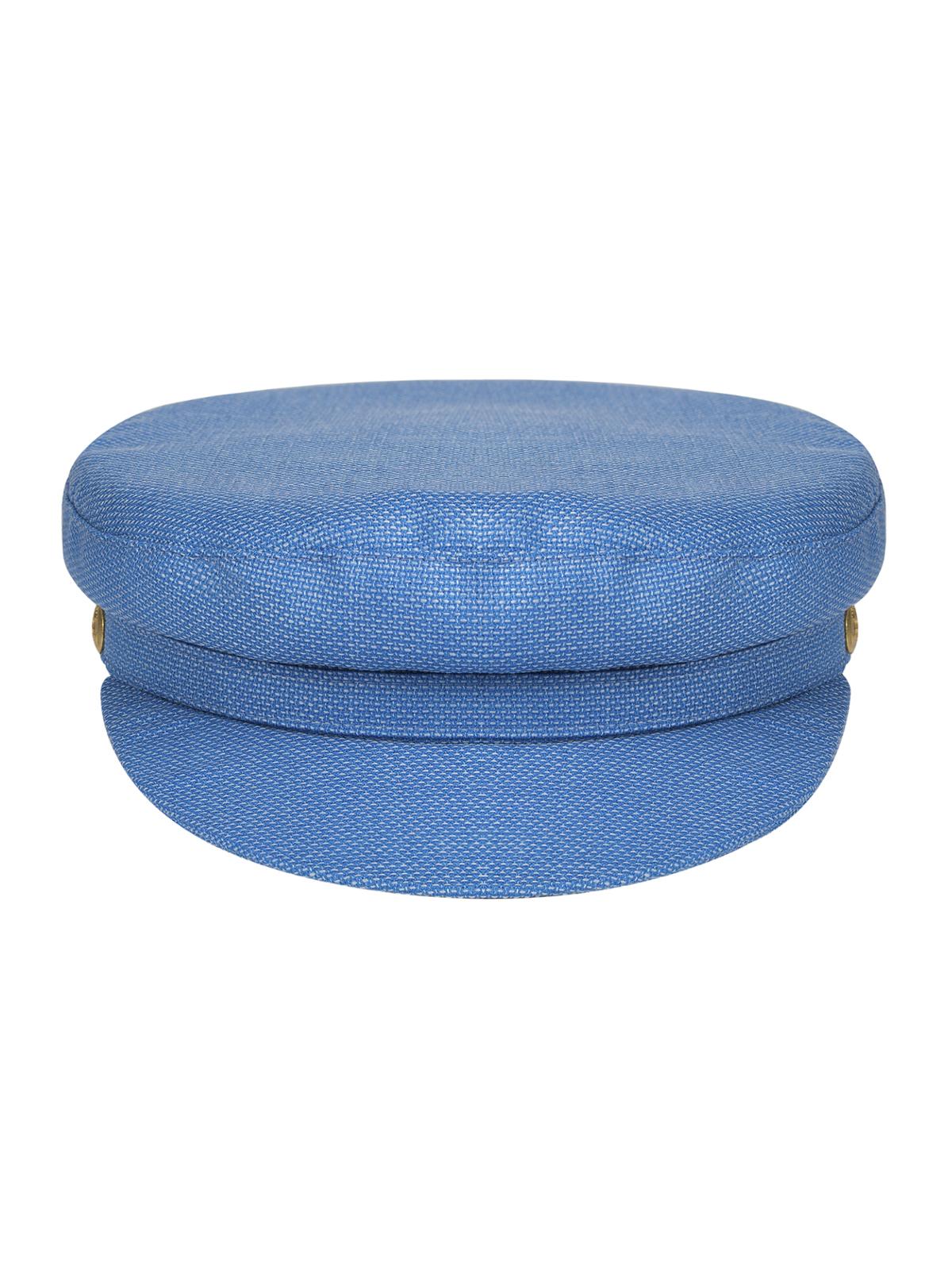 728b4662483 MANOKHI BY TOUKITSOU GREEK FISHERMAN HAT (HATS   HEADWEAR) ...